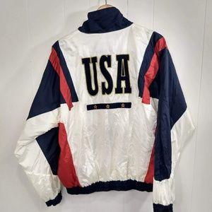 Vintage MacGregor Mens Large USA Athletics